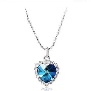 Jewelry - Heart of the Ocean Pendant
